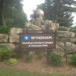 Wyndham Sign of Property