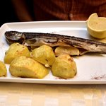 Fish & potatoes