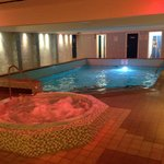 The Spa Pool and Jaccuzi! :) great for relaxing!