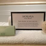 Foto de Mokara Hotel and Spa