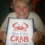 The Blue Eyed Crab at the Blue Eyed Crab!