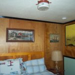 the shipshape bedroom