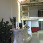 Hotel Grand'Italia Reception desk