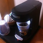 coffe service in every room