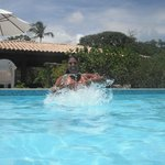 Piscina e recreação