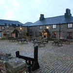 Jamaica Inn at dusk