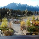 Rundle Cliffs Luxury Mountain Lodge Foto