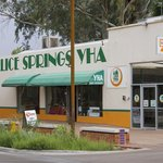 Photo de Alice Springs YHA