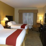 Φωτογραφία: Holiday Inn Express & Suites Gallup East