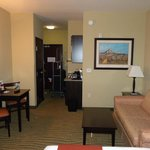 Foto van Holiday Inn Express & Suites Gallup East
