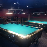 Addison's Pool Tables Area