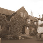 Foto de The Oxenham Arms Hotel