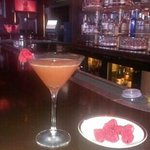 raspberry jolly rancher martini YUMMM
