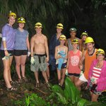 The Pitzer group at La Nivida Bat Cave