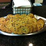 cookies at reception