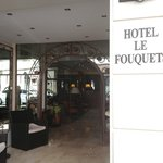 Photo de Hotel Le Fouquet's