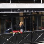 Le Sejour #1 restaurant in Nice, fabulous and right across the street!
