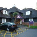 Photo de Premier Inn Woking