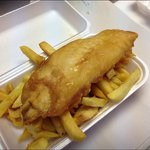 Our 8-10oz Cod in Beer Batter is mouthwatering