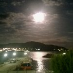 Moonlight over Makry-Gialos