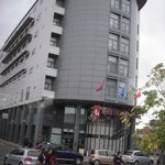 Alliance Hotel Tours Centre resmi