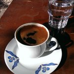 Nice Turkish Coffee in Deep Green Bungalows