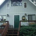 "Prescott Pines Inn B&B: ""The Lodge"" one of the amazing guest houses on the property.  We loved o"