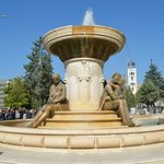 Fountain of the Mothers of Macedonia