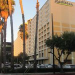 Φωτογραφία: Radisson Hotel at Los Angeles Airport