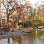 The Woodstock Inn on the Millstream Foto