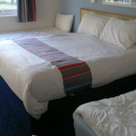 Travelodge room