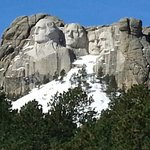 Mt. Rushmore just a short drive away