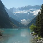 Lake Louise one of the places to visit