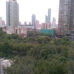 View from 8th floor room HJ Huaihai Shanghai