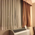Curtains and HVAC