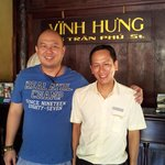 Binh and my husband