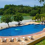 Kaw Kwang Beach Resort Foto