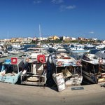 Lampedusa Harbour