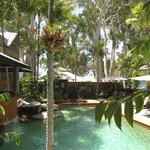Foto de Paradise On The Beach Resort Palm Cove