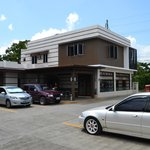 Red Palm Butuan - Restaurant and Front Office Exterior