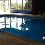 indoor pool at the wacecrest, October 24,2013