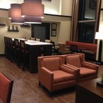 Hampton Inn Houston Pearland resmi