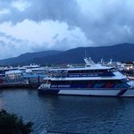 Cairns Harbour Lights resmi