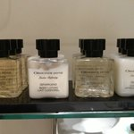 Ormonde Jayne bath amenities