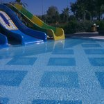 Childrens Pool and flumes