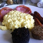 The Amazing Breakfast at the Emmet
