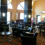 Holiday Inn Express Nashville: Breakfast room