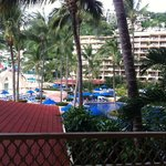 Picture of the resort from our Balcony