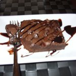 Warm chocolate Brownie!