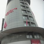 Mercure Tours Centre Gare Foto